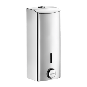 Wall-mounted liquid soap dispenser, 1 litre