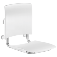 510300S-Comfort shower seat to hang on grab bars