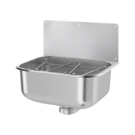 182400-Wall-mounted cleaners' sink
