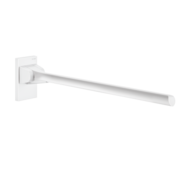511960W-Be-Line drop-down support rail, L. 650mm, white