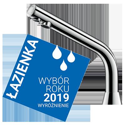 2019 Łazienka - Wybór Roku