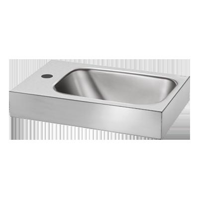LAVANDO stainless steel WC hand washbasin