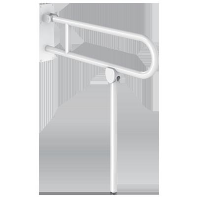 Basic drop-down support rail
