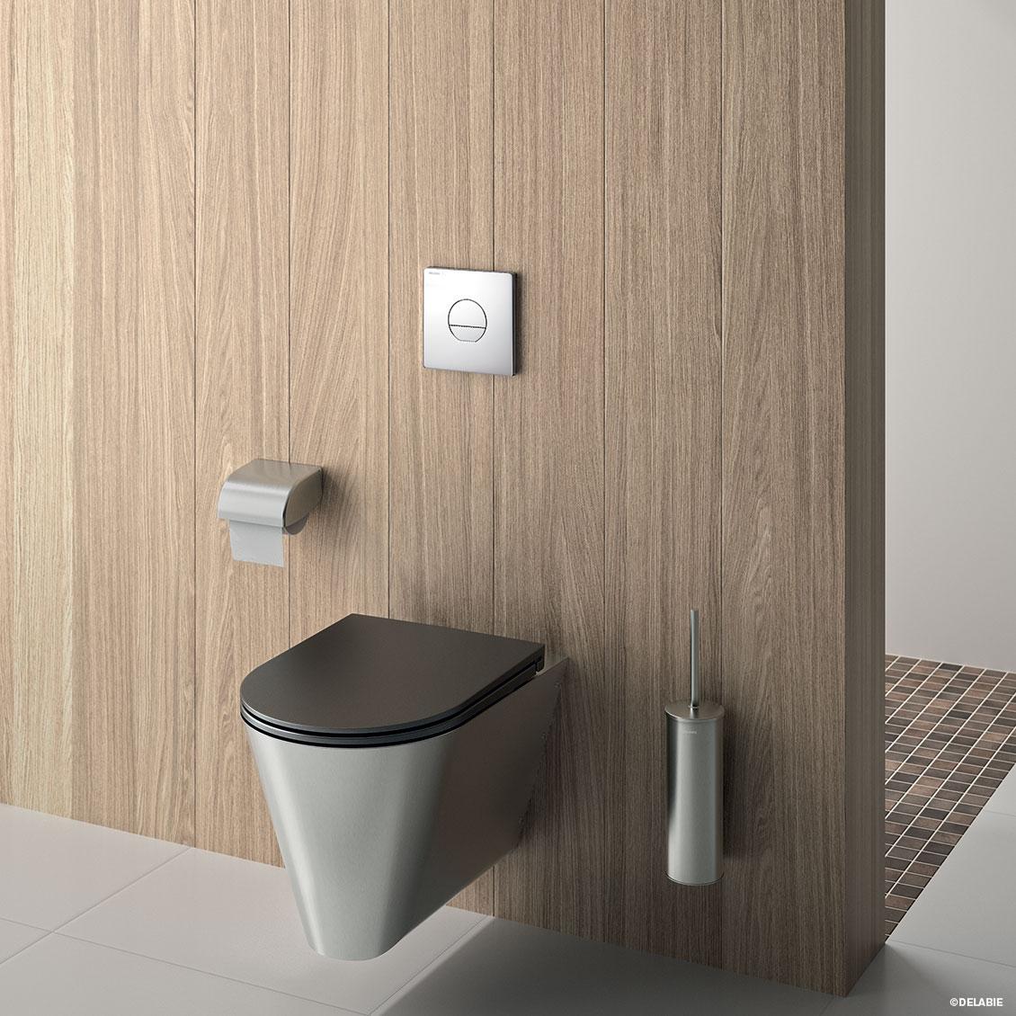 Hotel toilets