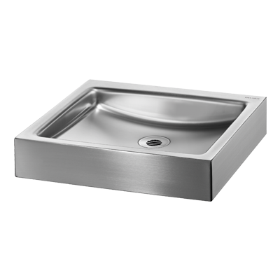 UNITO stainless steel washbasin