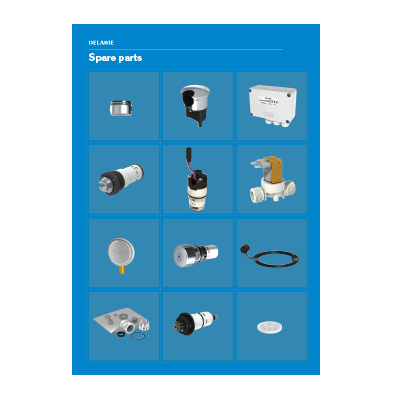 Spare parts - Public and Commercial Water Controls Range