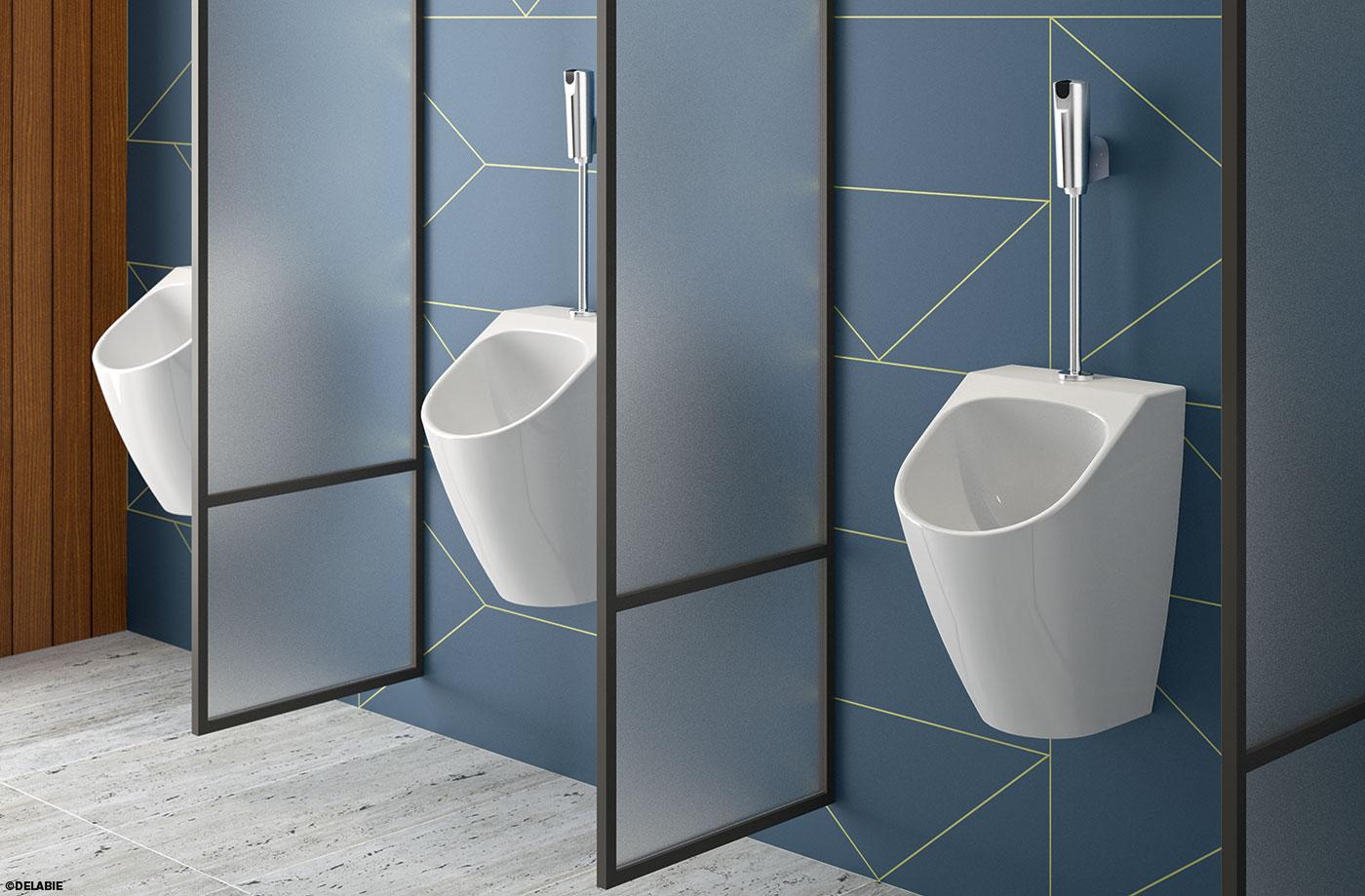 Public/Commercial urinals