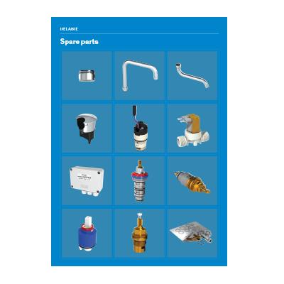 Spare parts - Healthcare Water Controls Range