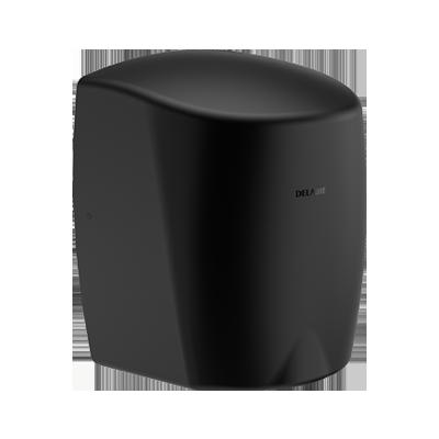 HIGHFLOW BLACK air pulse hand dryer