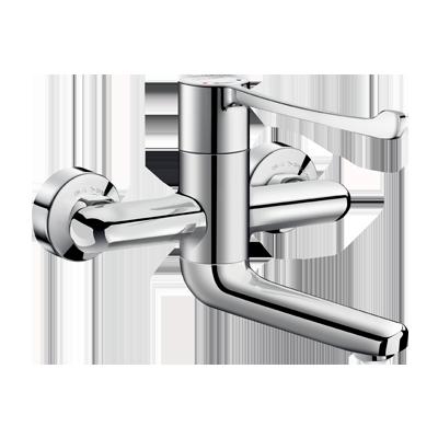 2640 Mechanical basin mixer