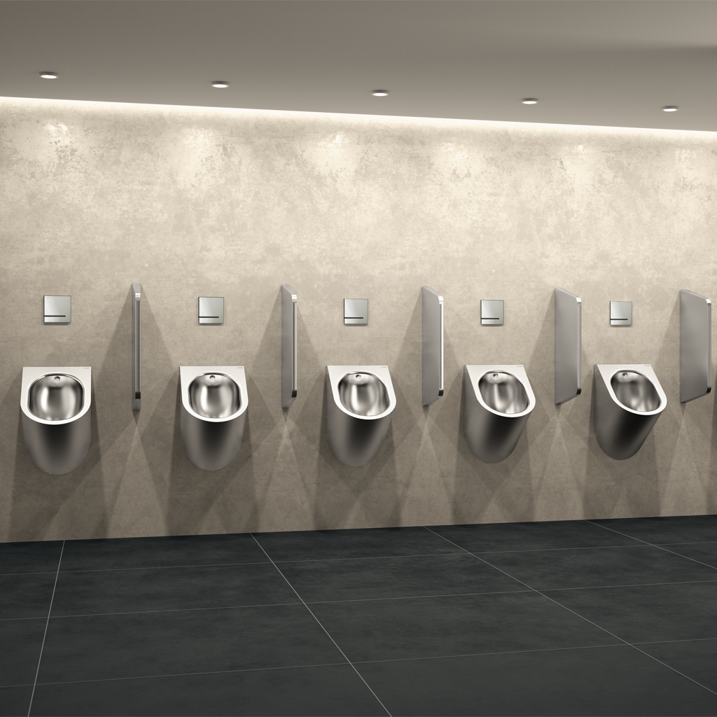 In the field of sanitary facilities, the last 10 years have seen a marked desire to