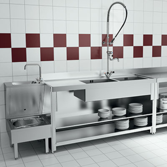 Professional Kitchens