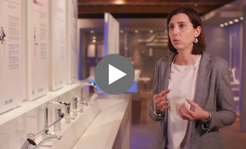 Watch the 2621EP video: a hygiene and safety revolution