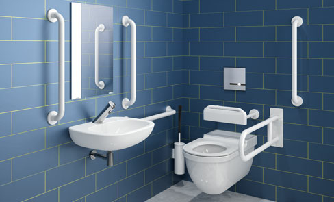 Standards and regulations for disabled toilets