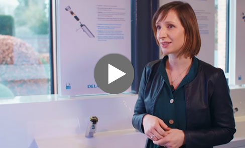 A 4-in-1 tap explained in a video: hygiene, water savings, easy to install and maintain