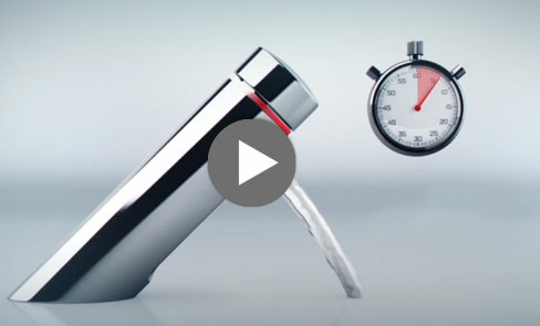 Over 90% water savings with the BINOPTIC